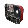 cuba red inox 40x34 3