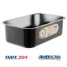 cuba de inox 3 5 n02 black 56x34 alto brilho american steel 3