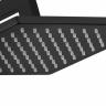 ducha quadra black 7034 b16 lorenzetti