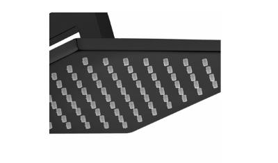 ducha quadra black 7034 b16 lorenzetti 8