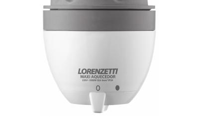 aquecedor de agua eletrico maxi ultra lorenzetti branco capa 05