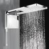 chuveiro ducha acqua storm branco cromado 7800w lorenzetti agua