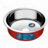 cuba de inox 3 5 n02 red 35 cm redonda american steel