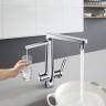 torneira cozinha com purificador agua docolvitalis docol 7