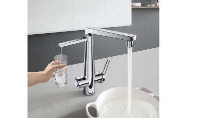 torneira cozinha com purificador agua docolvitalis docol 9