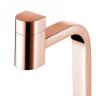 torneira lavatorio de mesa rose gold 1194 r55 lorenzetti 2