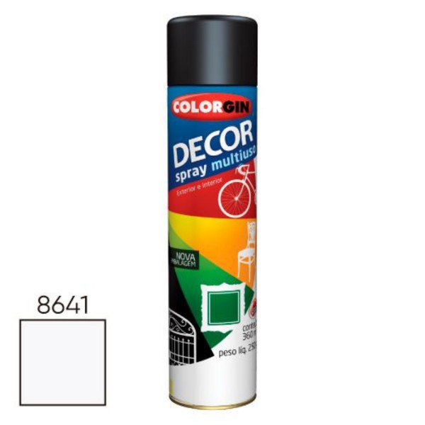 spray decor branco 864