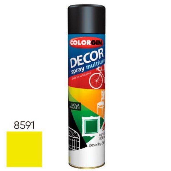 spray decor amarelo 859