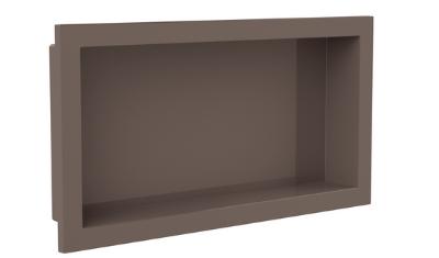 nicho para embutir 30x60cm arquitech capuccino 4