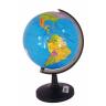 globo terrestre politico mapa mundi 32cm giratorio com base