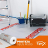 manta protepiso 2 mm 1 20 x 25m 30 m2 rolo epex 3