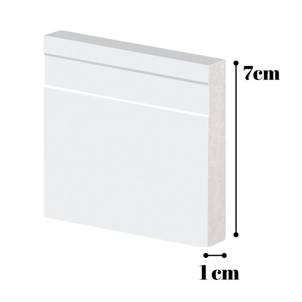 rodape guarnicao frisada poliestireno slim 7x1x225cm 41907