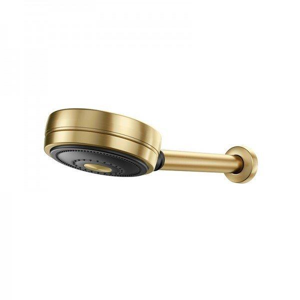 chuveiro docol technoshower 306672 de parede ouro escovado 1