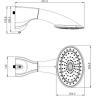modulo ducha optima hydra medida